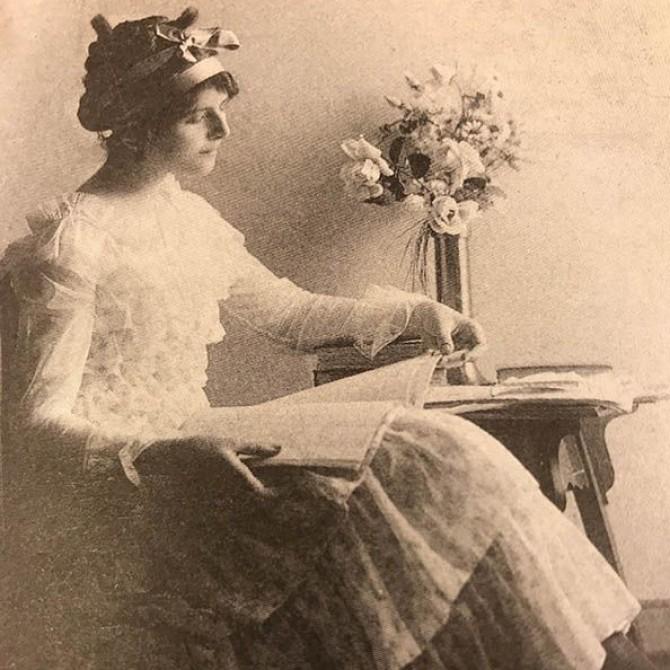 Carmen de Icaza, periodista y escritora de éxito
