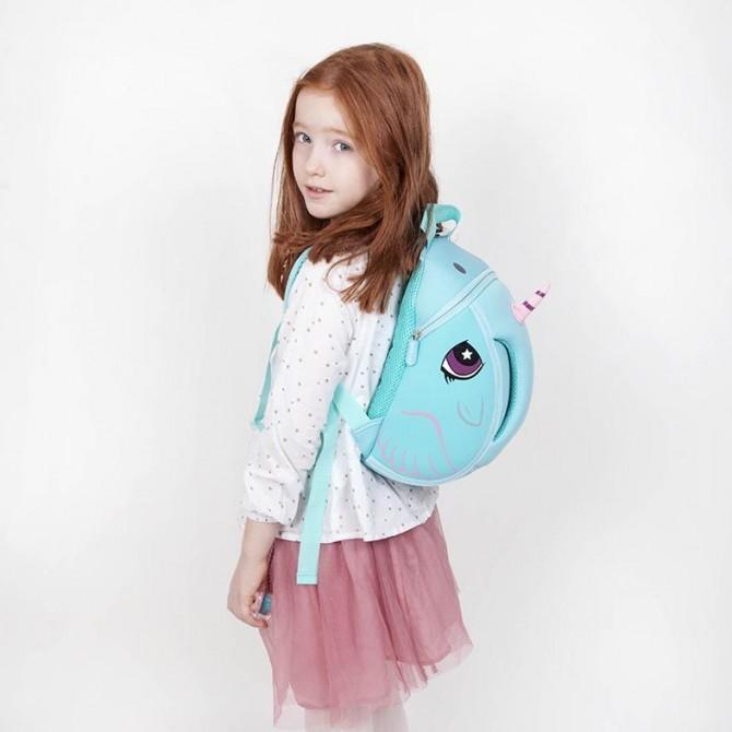 Kidis, la mochila que cuida la espalda, la piel y el medioambiente