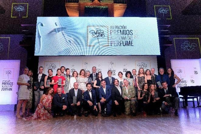 Premios de la Academia del Perfume 2019