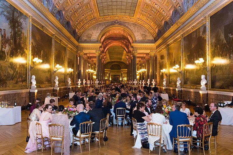 Gala de L'Ador, los amigos de la Opéra Real de Versalles
