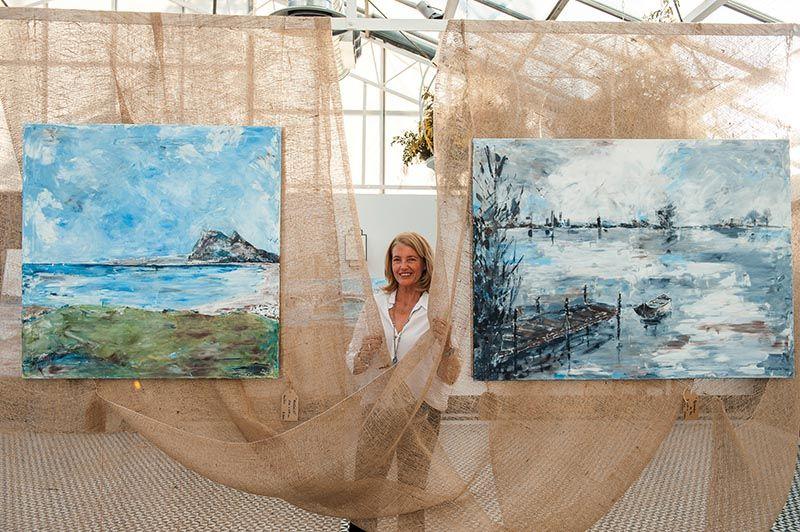 Exposición de Paloma Johansson deTerry