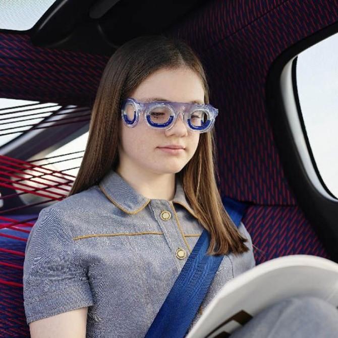 Viaja sin mareos con las gafas Seentroën S19