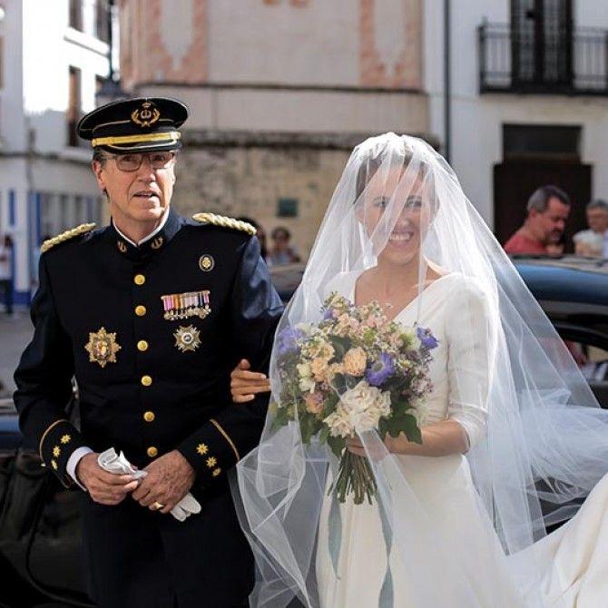 Boda de Carmen de Benavides y Alejandro Rodríguez