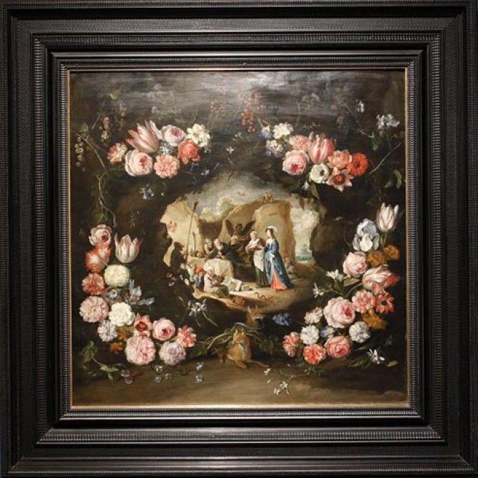 Brueghel. Maravillas del arte flamenco en el Palacio de Gaviria de Madrid