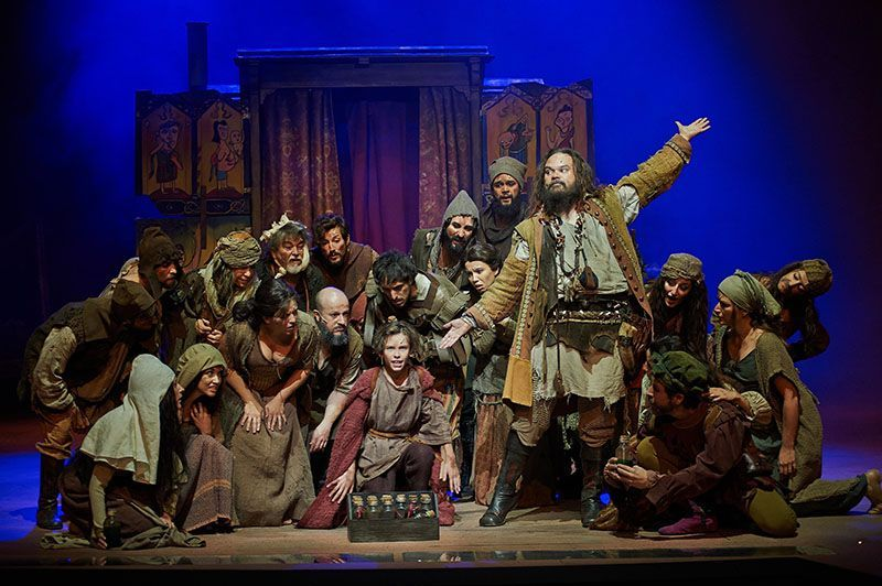 Estreno en Madrid del musical El Médico, basado en el famoso bestseller de Noah Gordon