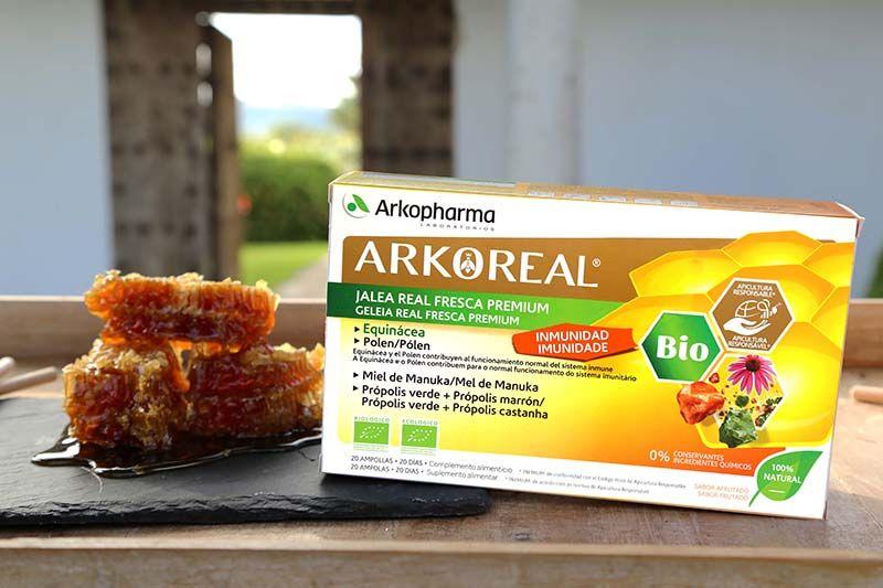 Jalea Arko Real, primera jalea real en recibir la certificación de Apicultura Responsable