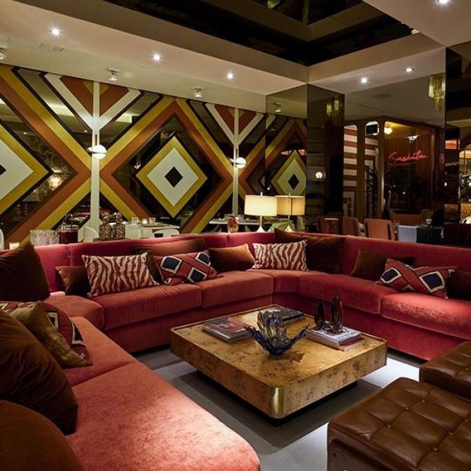 Le Club Sushita, el nuevo restaurante convertido en apartamento