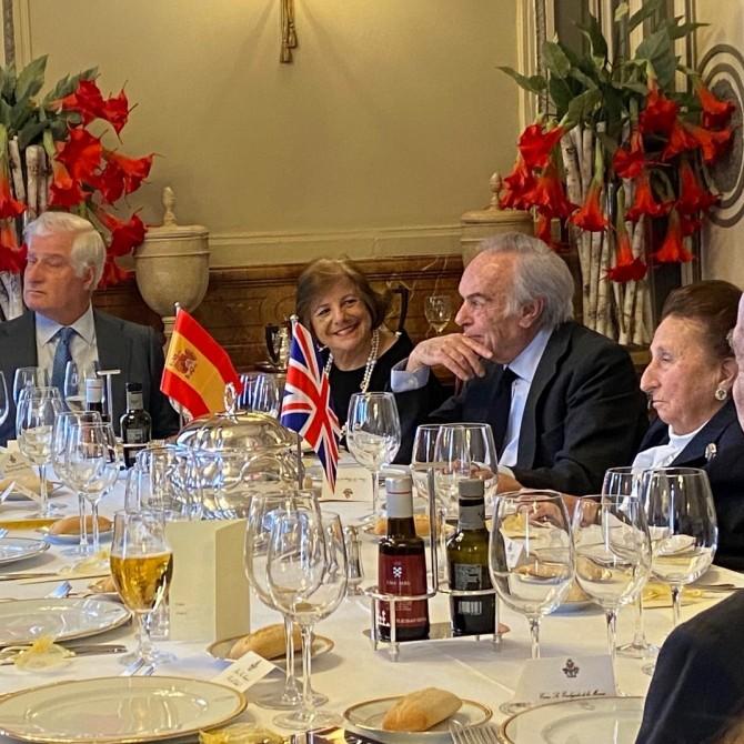 La Fundación Hispano-Británica celebra su 40 aniversario
