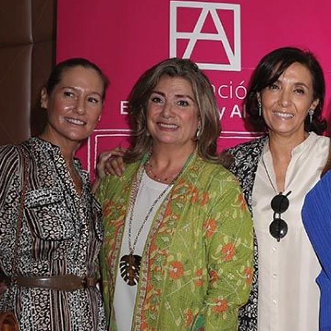 Fundación Esperanza y Alegría: Comida benéfica de otoño 2019