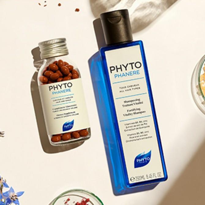 Phytophanere para proteger cabello y uñas débiles desde el interior y el exterior