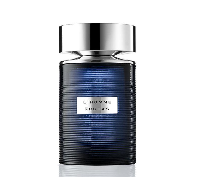 L'Homme Rochas el cautivador nuevo perfume de Rochas