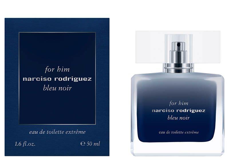 Narciso Rodriguez: for him bleu noir extrême