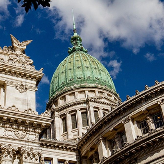 Tour virtual de 360º por la ciudad de Buenos Aires