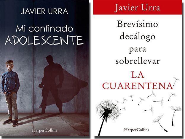 Dos propuestas de Javier Urra y Harper Collins Ibérica para el confinamiento