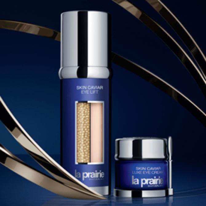 Skin Caviar: La ciencia del caviar al servicio de tus ojos