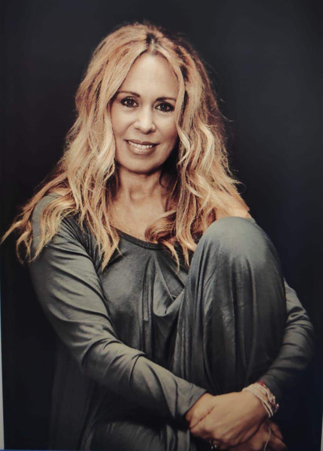 Miriam Díaz-Aroca, actriz, periodista, presidenta de la fundación Elígete