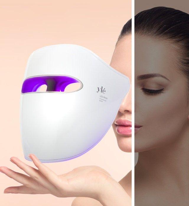 Ylé Led Mask Phototherapy System: Tecnología de la NASA al servicio de la belleza