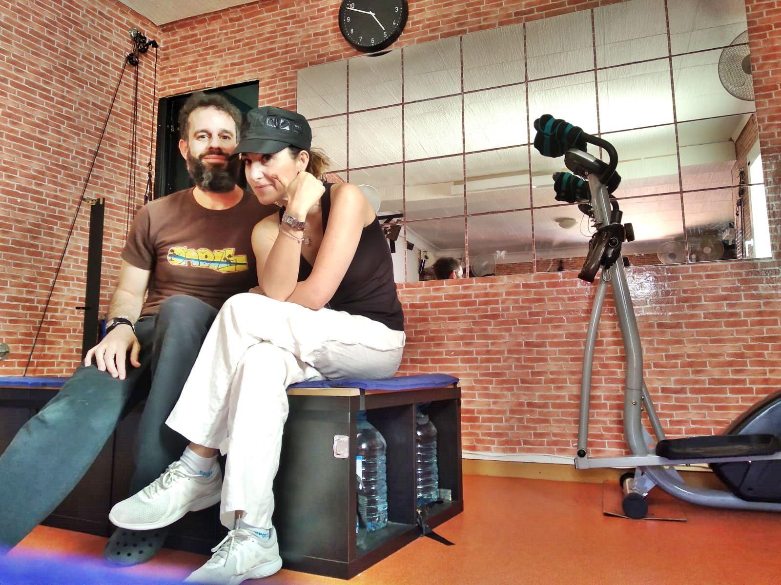 Entrevista a Toni Font, personal trainer especializado en esclerosis múltiple.