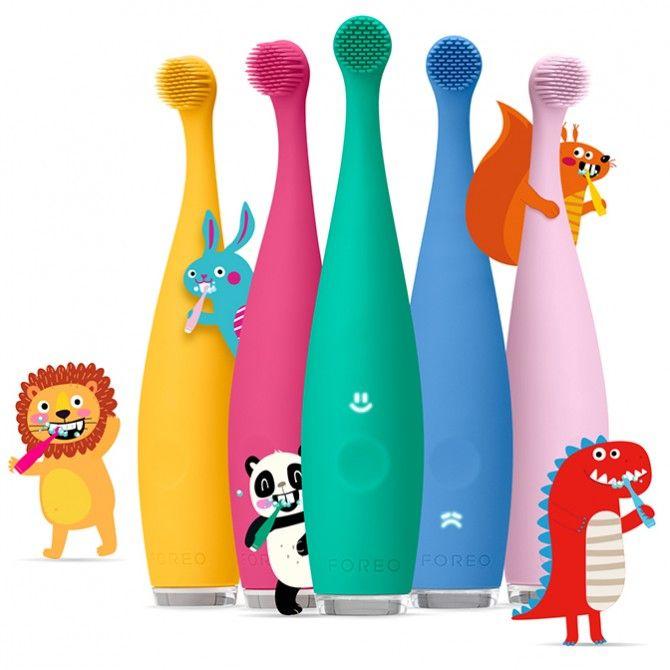ISSA baby de Foreo, un cepillo para bebés seguro y eficaz