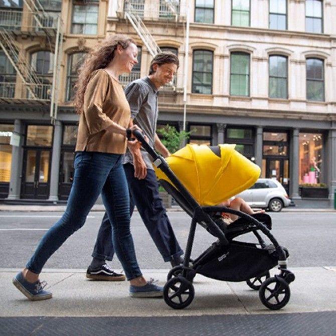 Bugaboo Bee 6, el carrito de bebé más urbano