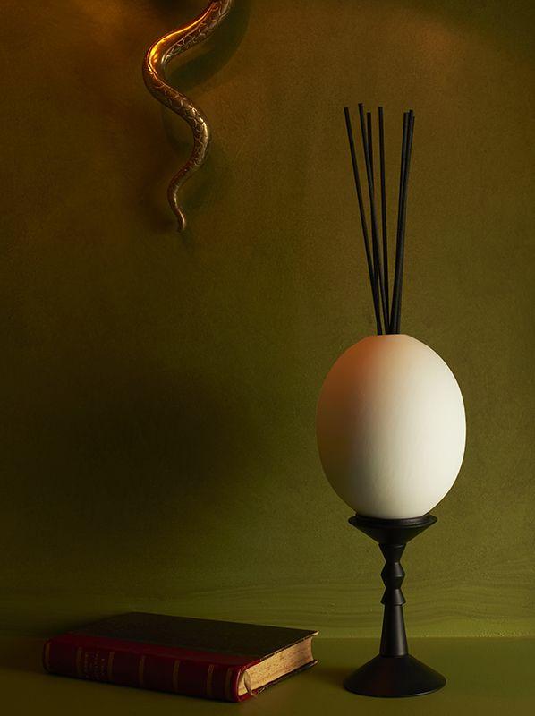 L´Oeuf de Maison Trudon: Aroma y decoración