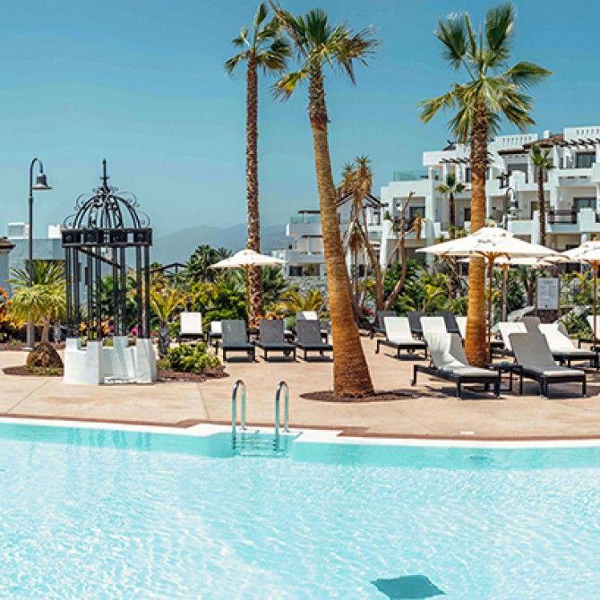 Las Terrazas de Abama, Mejor Resort de España en los World Travel Awards