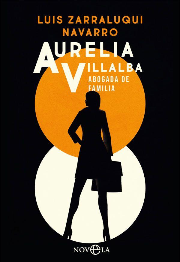El abogado de familia Luis Zarraluqui publica su primera novela: Aurelia Villalba