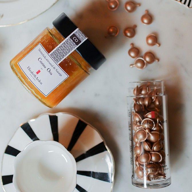Vitamina C: Elizabeth Arden y Cristina Oria