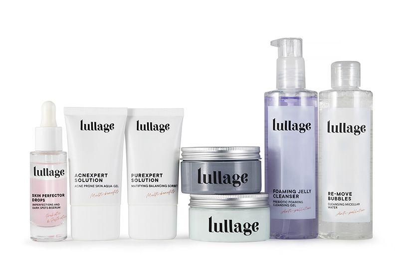 Lullage, la primera marca española especializada en la piel mixta y grasa