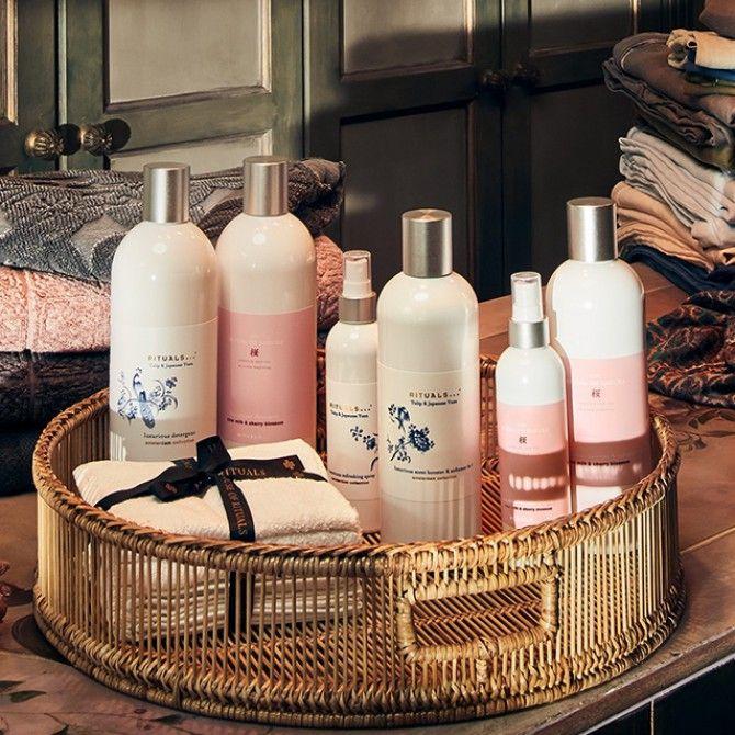 Rituals Laundry Collection: viaje sensorial en el hogar