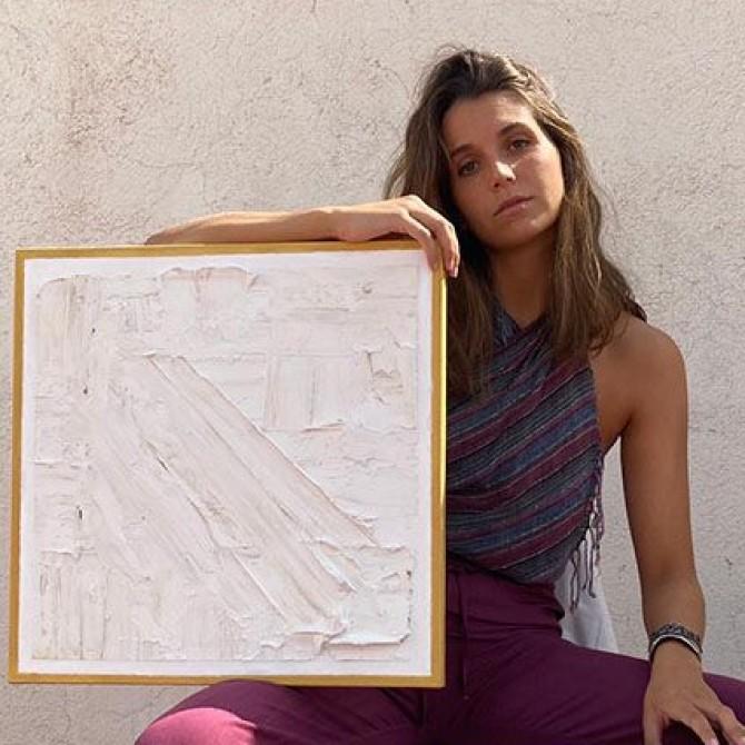 Teresa Baselga Cabrera, arte y compasión