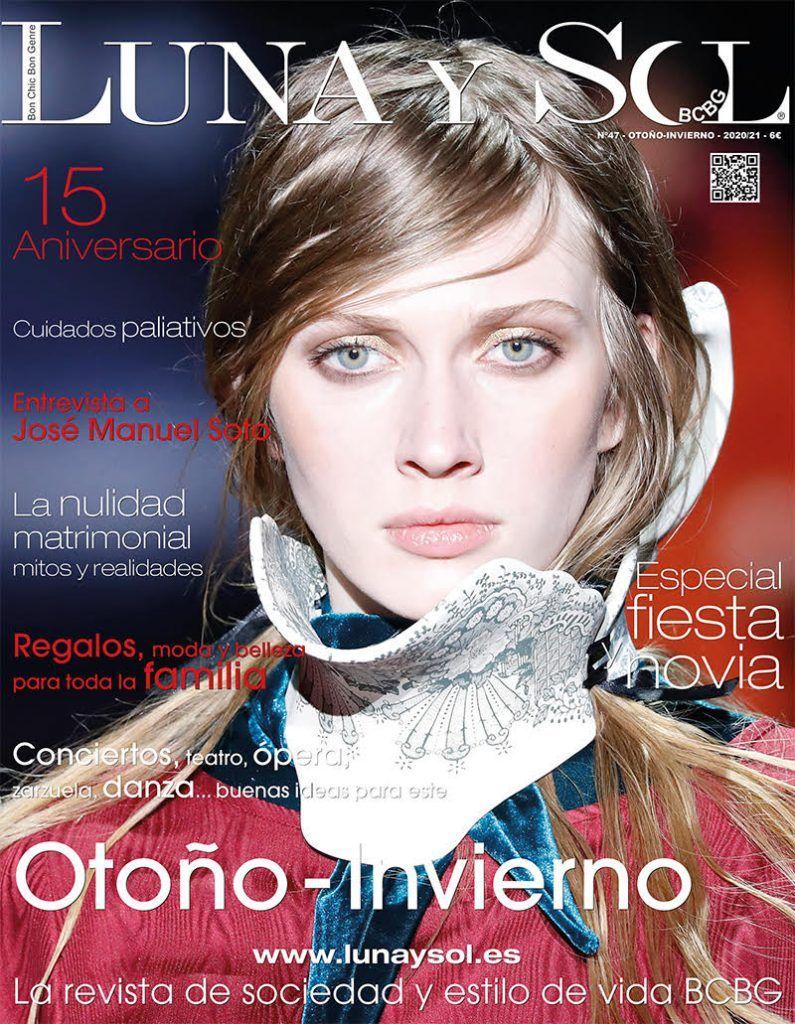 portada número 47 revista luna y sol