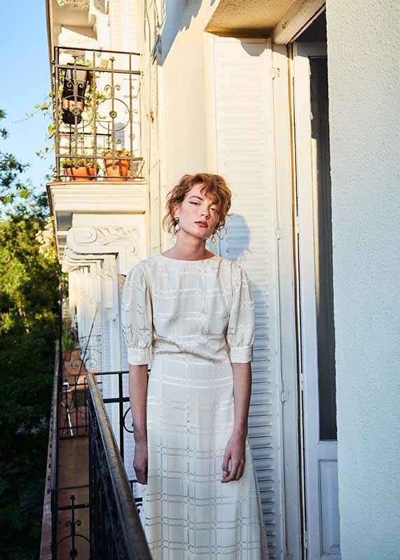Alejandra Oria: Slow fashion hecho en Madrid