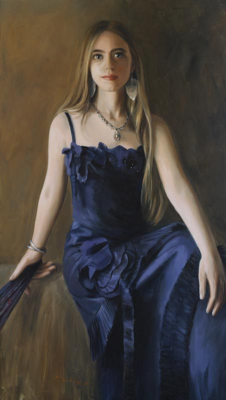 Margarita Sanz de Andino: Pasión por la pintura, un modo de vida
