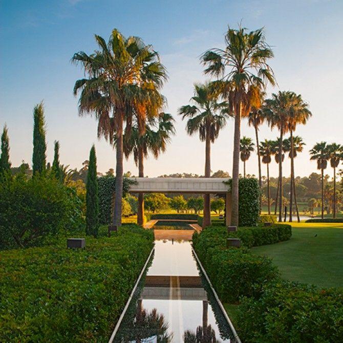 Reflejos del Paraíso. Los jardines de Fernando Caruncho
