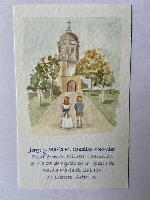 Recordatorios personalizados de Loreto Ceballos Fernández de Córdoba