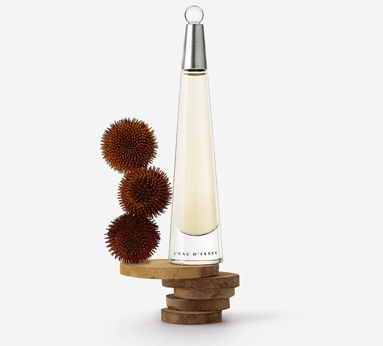 L'Eau d'Issey el mítico perfume de Issey Miyake