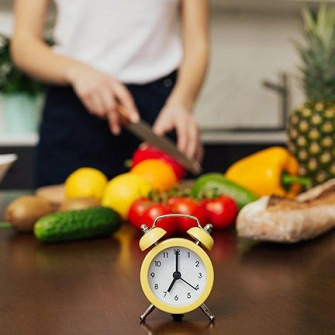 El horario de comidas clave para una dieta saludable