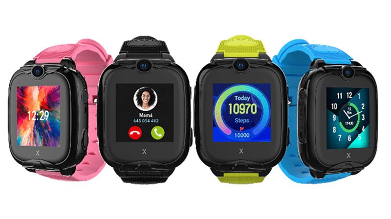Smartwatches Xplora, la mejor opción para niños desde 5 a 12 años