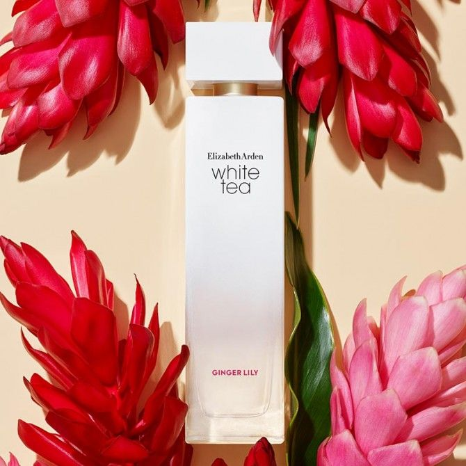 White Tea Ginger Lily de Elizabeth Arden