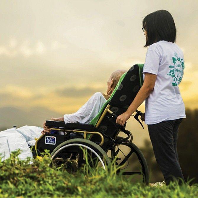 Cuidados paliativos: Acabar con el problema no con la persona
