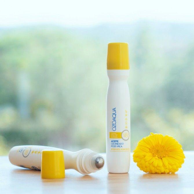 Aceite ozonizado OzoPick la solución más eficaz para las picaduras
