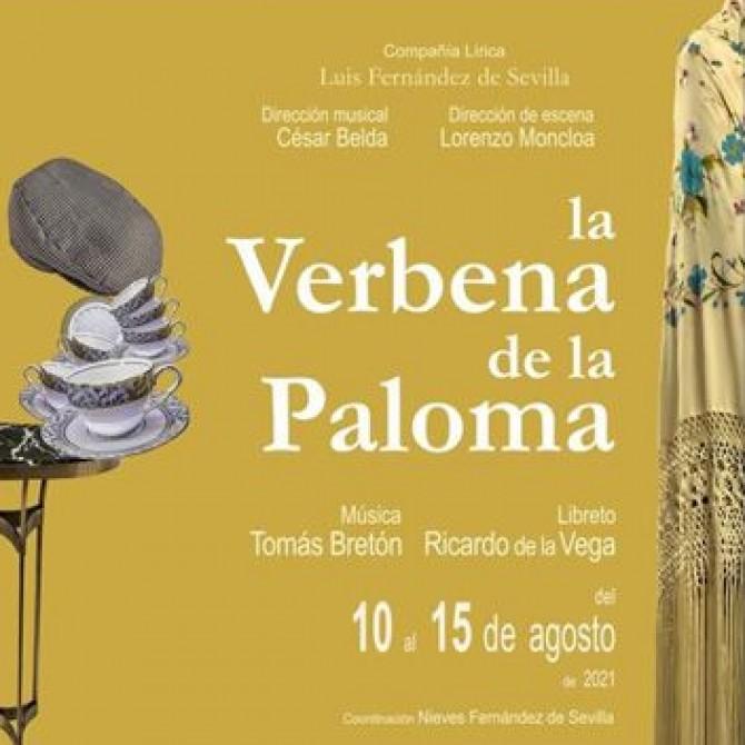 La Verbena de la Paloma en el teatro Edp Gran Vía de Madrid
