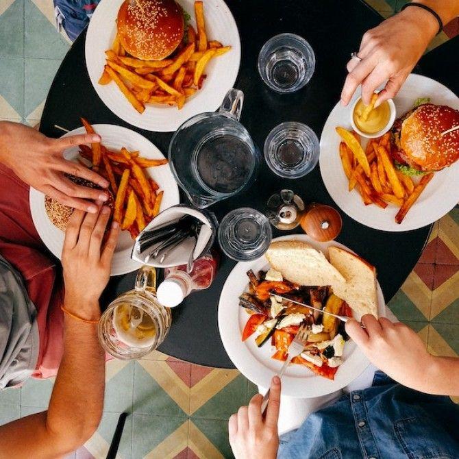 Siete alimentos que nos deprimen