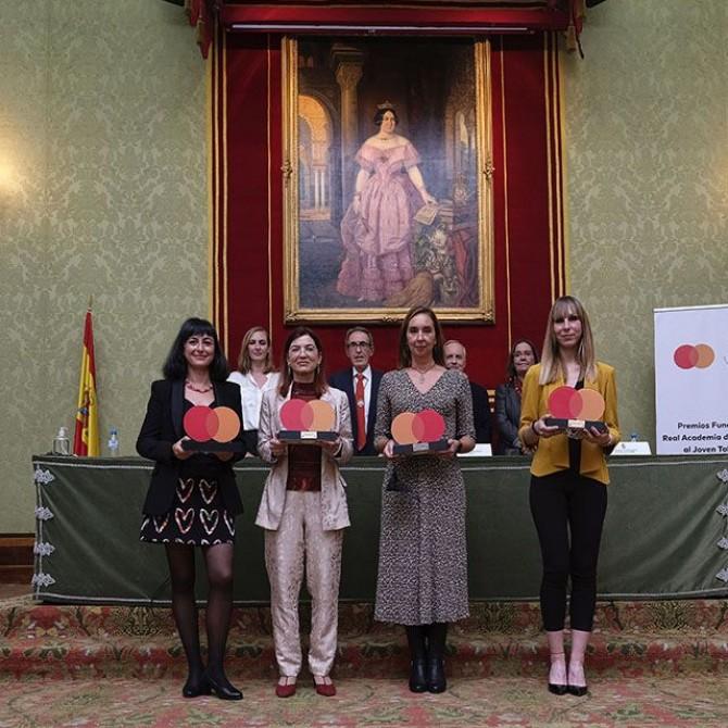 Premios al Joven Talento Científico Femenino 2021